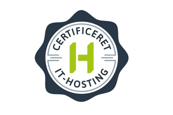 Certificeret IT-Hosting