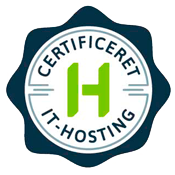 Certificeret IT hosting - InventioIT AS - BFIH